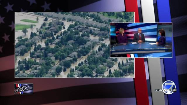 Front range communities work together to mitigate impact of flood waters