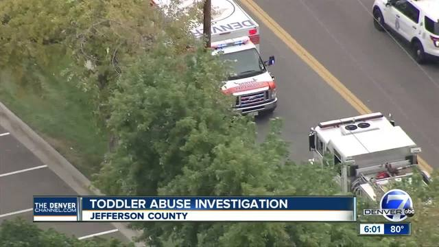 Girl allegedly abused breathing on her own- suspect remains held after…