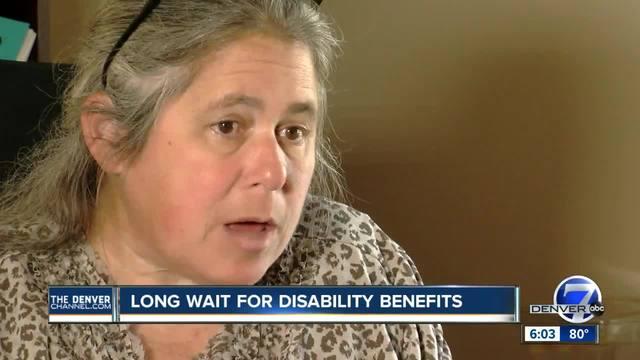 Disability delays create stress in Colorado