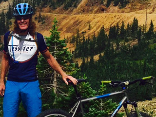Well known cyclist found shot to death near road