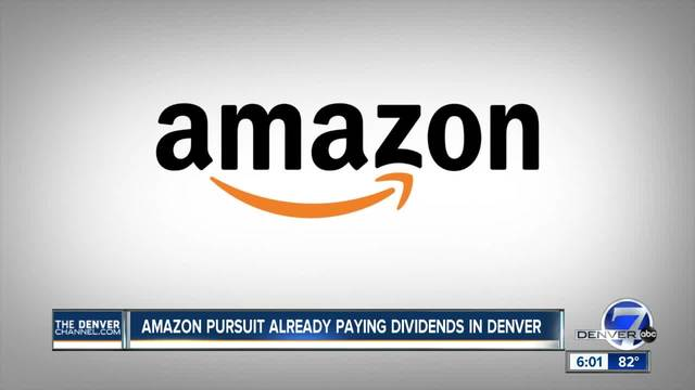 Battle for Amazon benefits Denver whether or not city chosen for headquarters