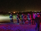 No injuries after oil tank fire near Brighton