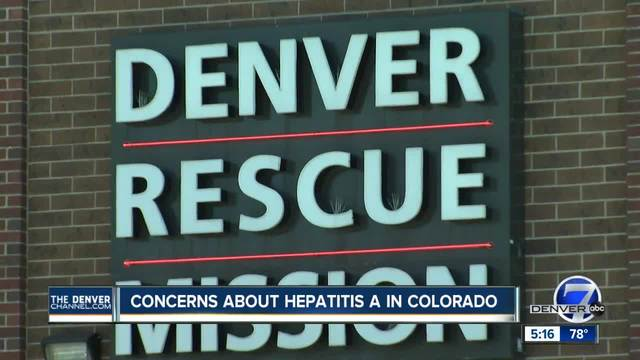 Hepatitis A cases double in Colorado from last year
