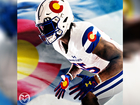 CSU unveils Colorado flag-themed unis