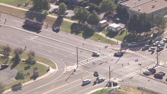 Deputy-involved shooting near C-470 in JeffCo