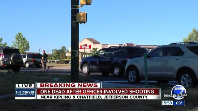Man dead after deputy-involved shooting near Chatfield Reservoir in…