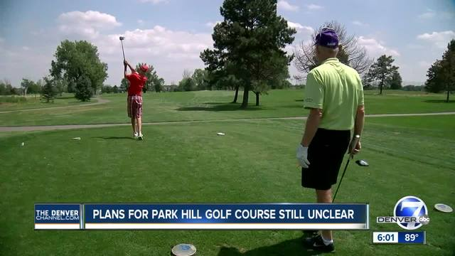 Denver to buy Park Hill Golf Course- could pay -20 million over next 30 years