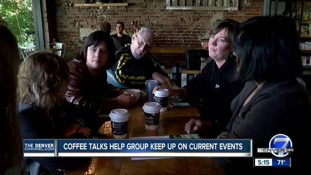 Current event coffee talks help get people with disabilities more…