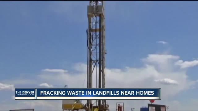 CO landfills could contain low-level radioactive waste from oil and gas…
