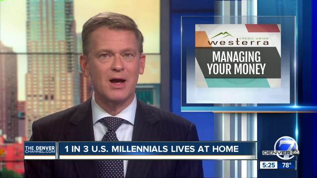 Millennials Living at Home