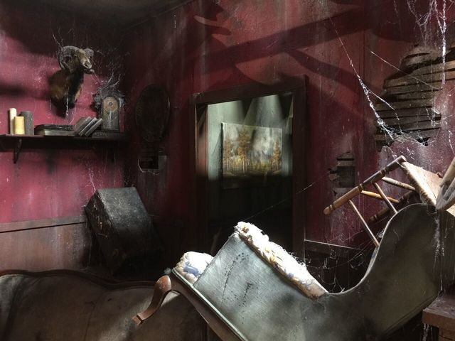 See inside the new 13th floor haunted house in denver gallery for 13th floor denver colorado