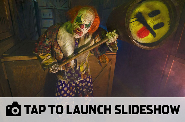 Photos see inside the bigger scarier 13th floor haunted for 13th floor haunted house denver