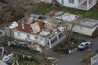 Puerto Rico in the dark in wake of Maria