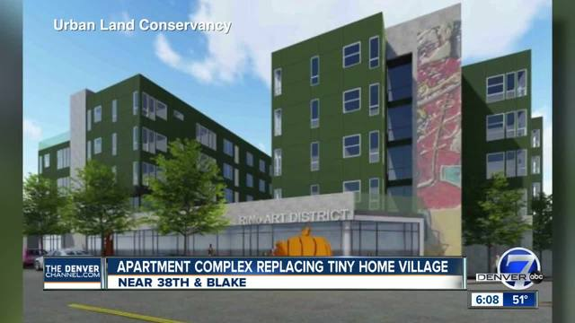 Apartments starting at -400 per month coming to Denver-s RiNo neighborhood