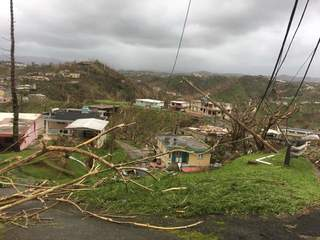 Colo. woman anxious over damage in Puerto Rico