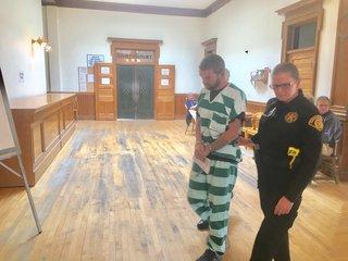 Mt. Herman menacing suspect linked to IN murders