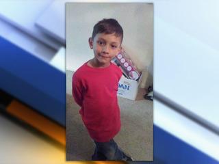Missing 9-year-old boy found safe
