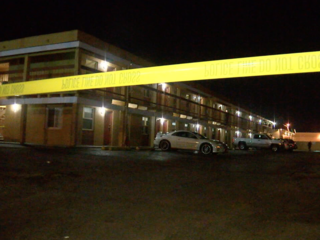1 injured in shooting at Denver hotel