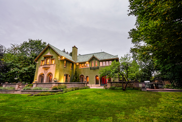 Colorado Dream Homes Historic 5 9m Home Sits Right Next