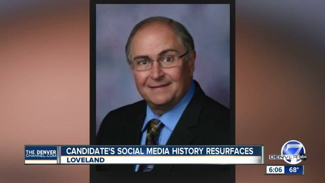 Loveland-s mayoral race heats up after candidate-s meme comes back to haunt him
