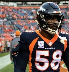 Broncos suffer Giant letdown on Sunday night
