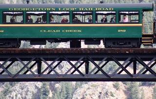 Oktoberfest: Ride the Georgetown Loop Railway