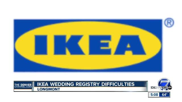 Newlyweds Ikea Refuses To Help With Flawed Gift Registry