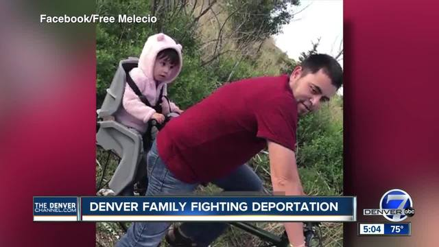 ICE detains Denver Dad