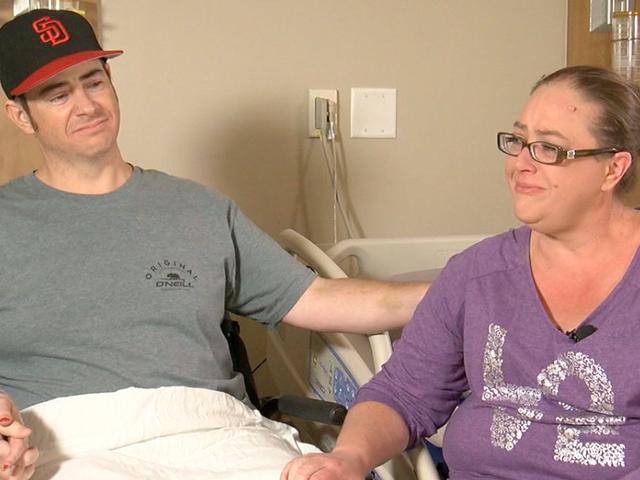 Vegas shooting victim rehabbing at Craig