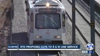 RTD fine tunes proposed light rail service cuts
