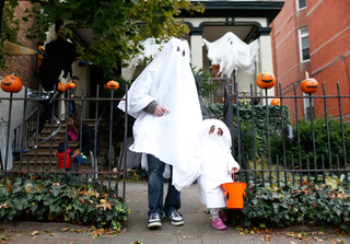 Where to score the most treats on Halloween