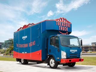 Amazon bringing its 'Treasure Truck' to Denver