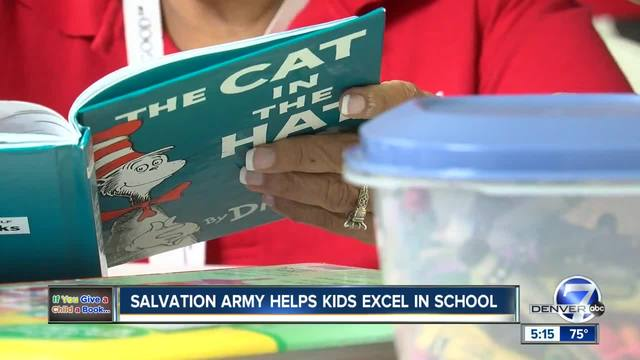 Salvation Army after school program focuses on helping kids improve…