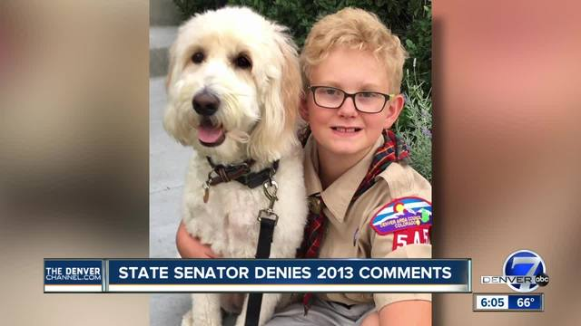 Broomfield Cub Scout kicked out after asking Republican state senator…