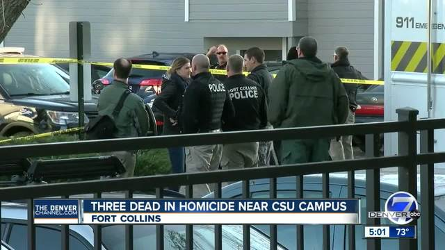 3 dead- including CSU student- in Fort Collins shooting near campus