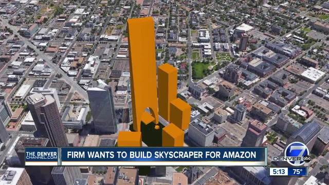 Longmont firm wants to build skyscraper for Amazon-s HQ2 in Denver