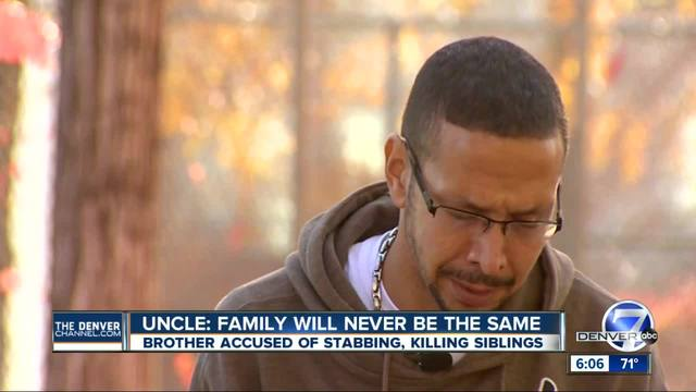 Uncle speaks out after Colorado Springs teen allegedly slays brother and…