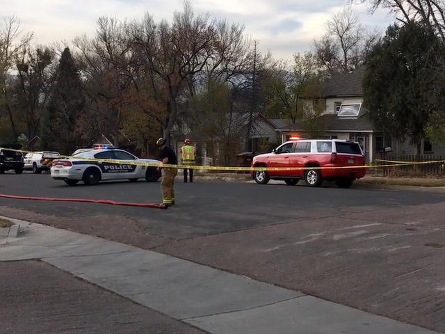 2 die in structure fire in Colorado Springs, 1 in critical condition