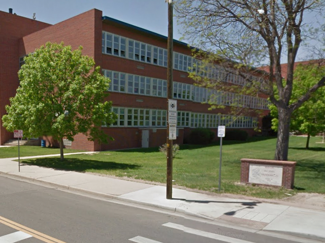 Manual HS placed on lockdown after 'report of a weapon'