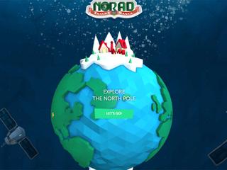 NORAD's Santa tracker website is now live