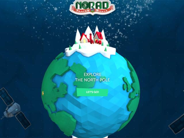 NORAD ready to track Santa's flight