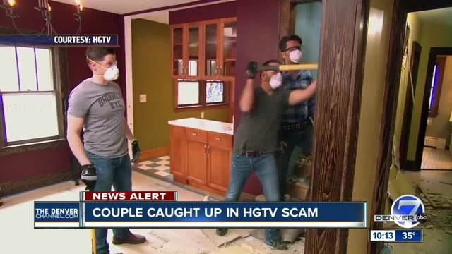 Aurora couple warns about HGTV -Property Brothers- scam