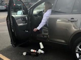 Video: Man confronts Colorado litterbug