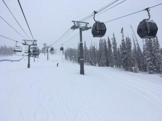 Snow expected as ski resorts near season's end