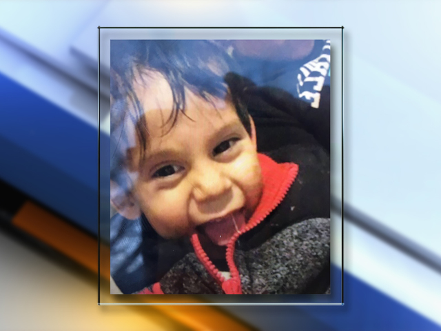 An Amber Alert has been issued for missing 2-year-old