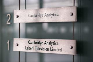 Cambridge Analytica still pitching in Colorado