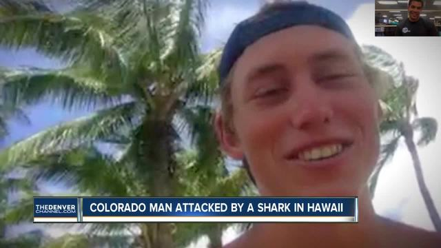 Colorado man survives shark, snake and bear attacks