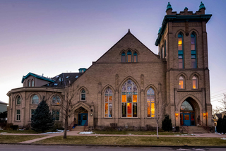 GALLERY: Church-turned-condo listed for $1.5M