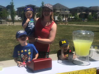 Donations pour in for Denver lemonade stand boys