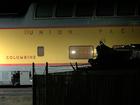 Pedestrian killed by historic steam train